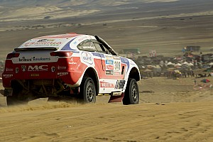 Dakar Breaking news Quick act keeps fast Riwald pair in the Dakar