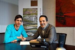 FIA F2 Breaking news Rene Binder joins Venezuela GP Lazarus for this year's challenge