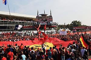 Formula 1 Breaking news Italian governing body questions Monza boss