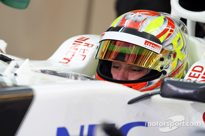 Frijns disappointed with 2013 Sauber programme