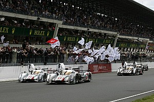 Le Mans Breaking news A new internet site for the Le Mans 24 Hours
