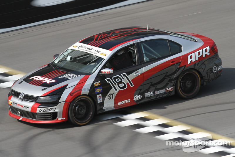 APR Motorsport's pair of Jettas are fast in SCC season opener at Daytona