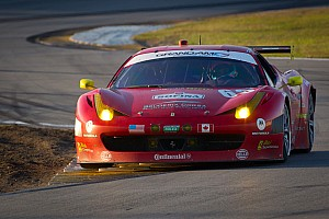 ALMS Breaking news Risi Competizione names Beretta and Malucelli for 2013