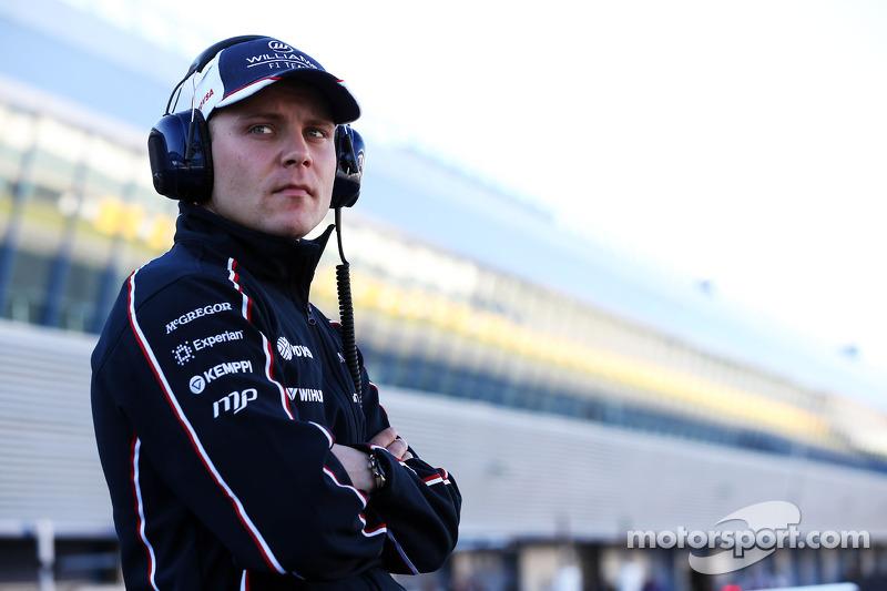 Bottas 'not a complete rookie' - Maldonado