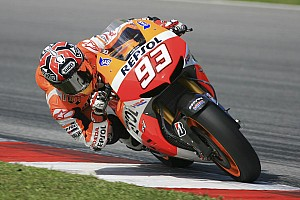 MotoGP Testing report Pedrosa remains on top as first test comes to an end