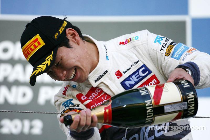 F1 comeback 'difficult' for Kobayashi - journalist