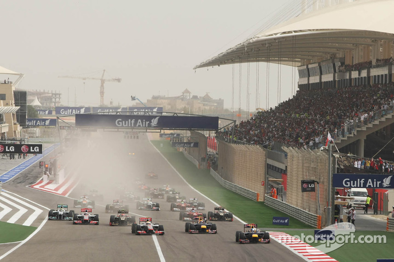 Ecclestone sure F1 to race in Bahrain