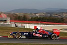 Ricciardo sastified with day 2 testing of STR8 in Barcelona