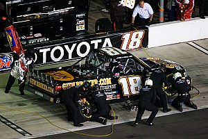 NASCAR Truck Race report Coulter's Tundra comes home 22nd in season opener at Daytona