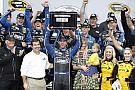 Johnson snakes to victory in 55th Daytona 500