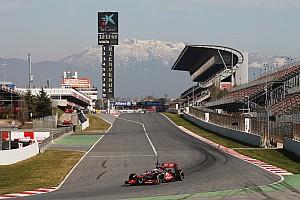 Formula 1 Testing report McLaren ends the three weeks of testing in Spain