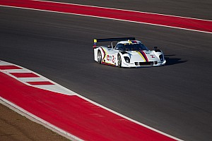 Grand-Am Race report Ryan Dalziel takes stunning second in Texas