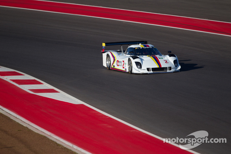 Ryan Dalziel takes stunning second in Texas