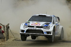 WRC Stage report Ogier in command on third day of Rally Mexico