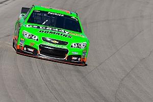 NASCAR Cup Race report Ill-handling car hinders Patrick at Las Vegas