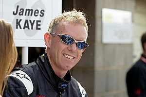 BTCC Breaking news James Kaye joins AmD for 2013 season