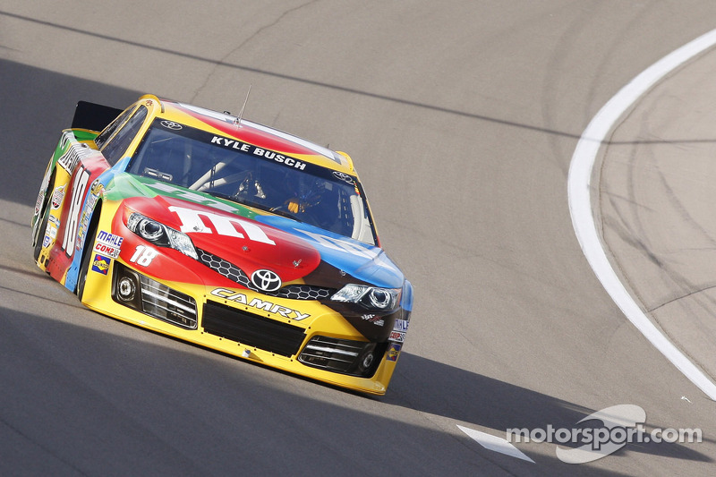 Kyle Busch dominance at Bristol questioned by the unknowns