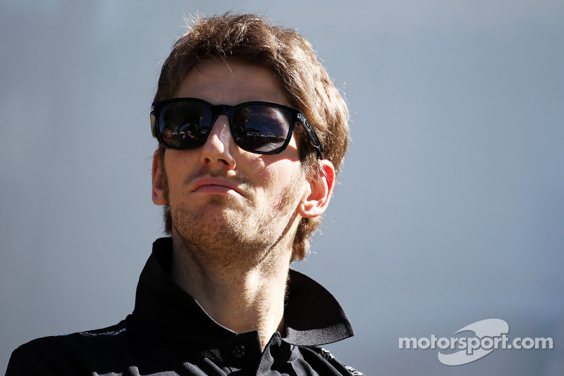 Grosjean admits to 'fatigue' after 2012 season