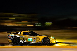 ALMS Preview Corvette Racing sets sights on 2013 after successful 2012