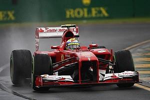 Formula 1 Breaking news Forgotten man Massa is back