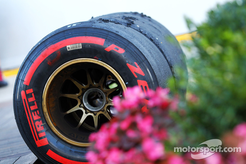 Vettel's 'Hungary Heidi ate the tyres' - report