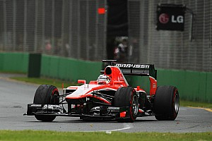 Formula 1 Preview After the excitement of the first race Marussia prepares for the Malaysian GP