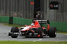 After the excitement of the first race Marussia prepares for the Malaysian GP