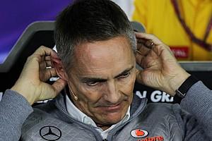 Formula 1 Breaking news McLaren apologises for Webber's ECU glitch