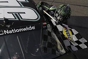 NASCAR XFINITY Race report Kyle Busch extends JGR's NNS winning streak in Fontana