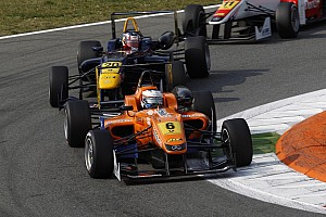 F3 Europe Race report Mixed emotions for Felix Rosenqvist at Monza