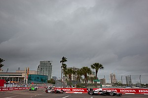 IndyCar Race report Eventful Grand Prix of St. Petersburg ends early with Hildebrand in 19th