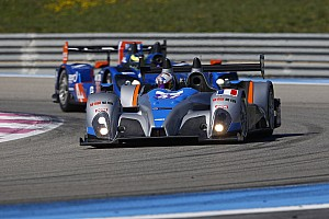 European Le Mans Breaking news Chatin and Hirsch form the third ORECA-FLM 09 driver line-up