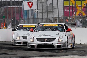 PWC Race report O'Connell and Pilgrim third and fifth in race two for Team Cadillac at St. Pete