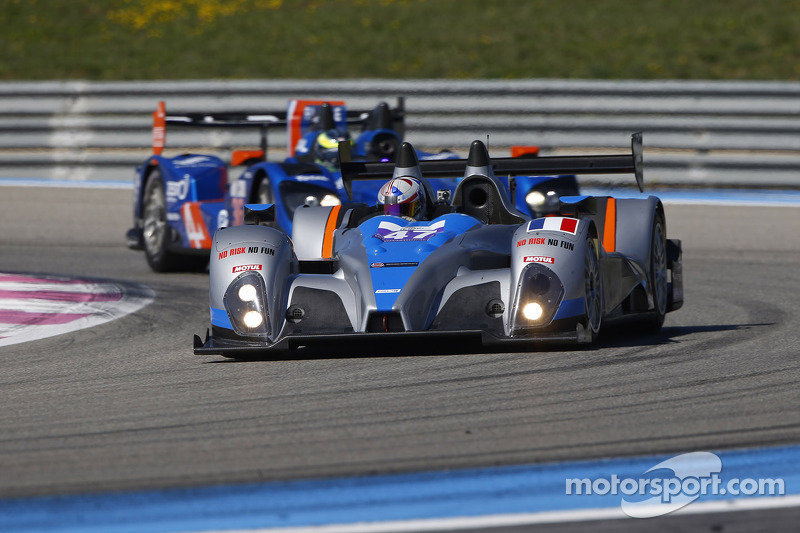 Full steam ahead for Team Endurance Challenge at the Paul Ricard circuit