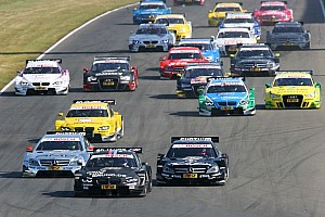 DTM Commentary DTM parity good for racing, manufacturers and fans