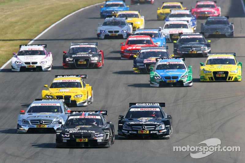 DTM parity good for racing, manufacturers and fans