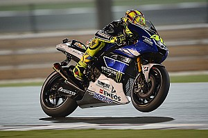 MotoGP Practice report Yamaha stay on the pace in Qatar on Friday practice