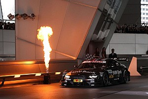 DTM Breaking news BMW Motorsport launches its cars for the 2013 season