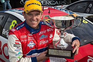 Supercars Race report Bright grabs Tasmania race 2 victory at Symmons Plains