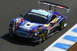 Super GT Race report Season's opening at Okayama without satisfactory results for Couto and Caldarelli