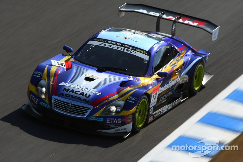 Season's opening at Okayama without satisfactory results for Couto and Caldarelli