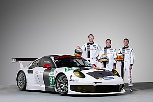 WEC Preview Race debut of the new Porsche 911 RSR on the Silverstone Circuit