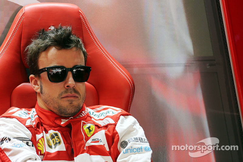 Massa's form not worrying sarcastic Alonso