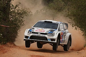 WRC Leg report Ogier takes control on second day of Rally de Portugal