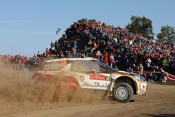 Battling Al Qassimi rewarded for impressive display in Rally de Portugal