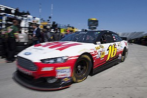 """NASCAR Cup Breaking news Roush Fenway Racing shows Boston support with """"B-Strong"""""""