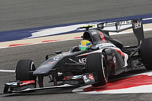 Formula 1 Qualifying report Difficult qualifying for Sauber F1 Team at Bahrain