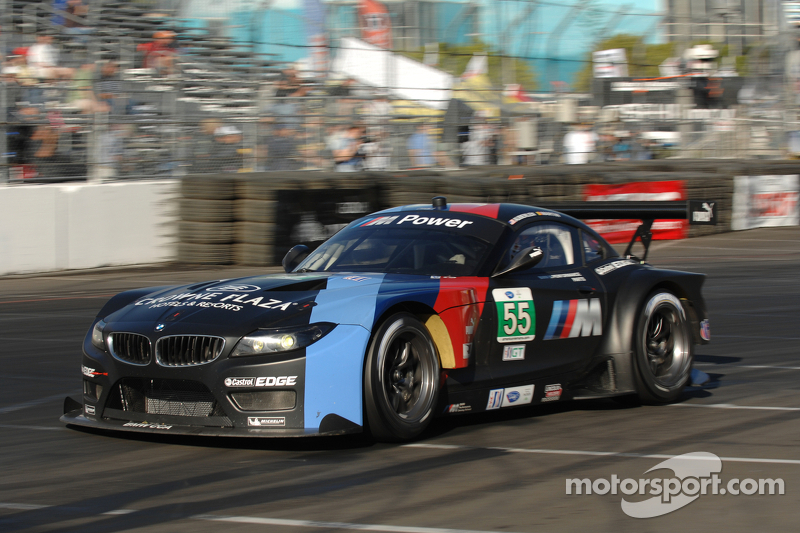 BMW Team RLL Z4 qualifies 5th and 7th at Long Beach