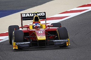 GP2 Race report Leimer controls Sakhir action-packed Feature Race