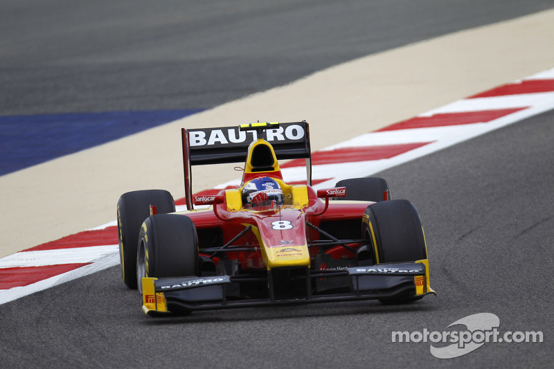 Leimer controls Sakhir action-packed Feature Race